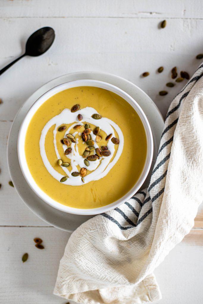 dairy free soup