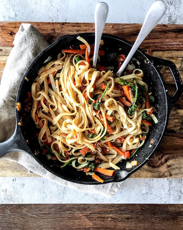 vegetable stir fry sauce