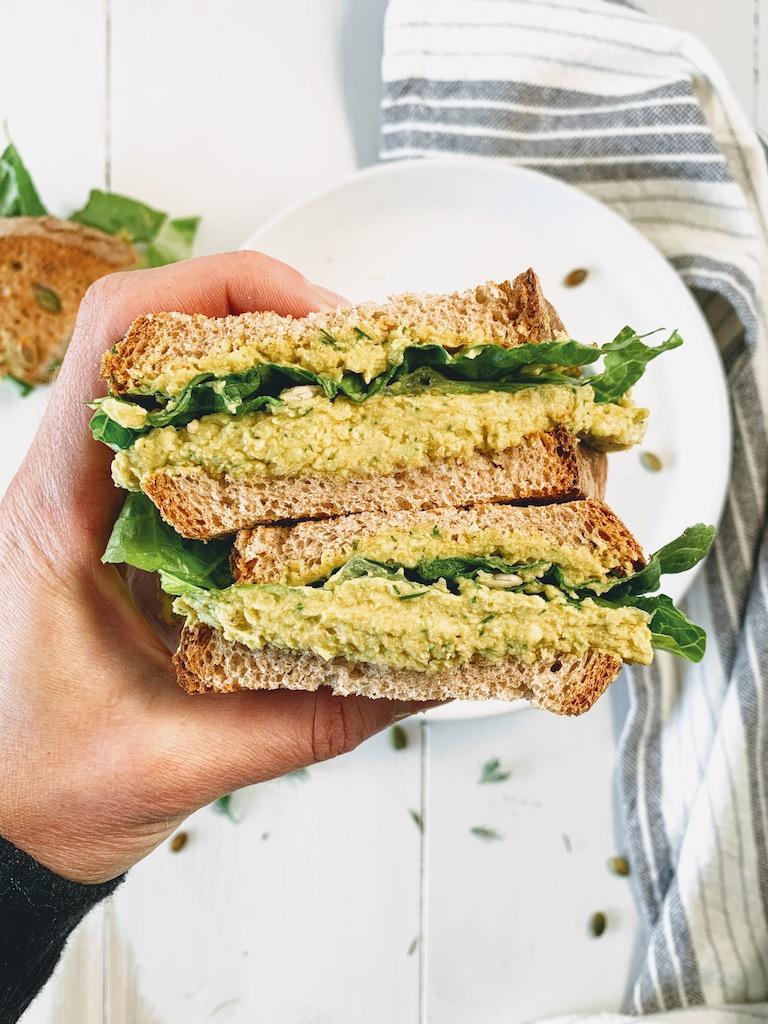 avocado sandwich spread