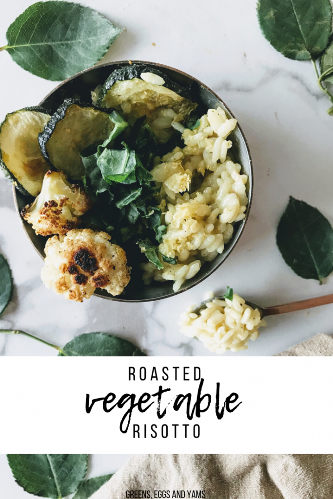 dairy free risotto