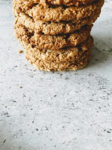gluten free and vegan cookies
