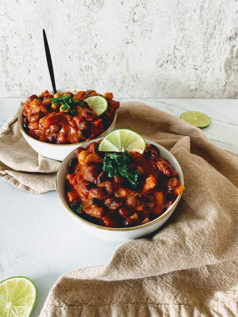 one pot vegan meals