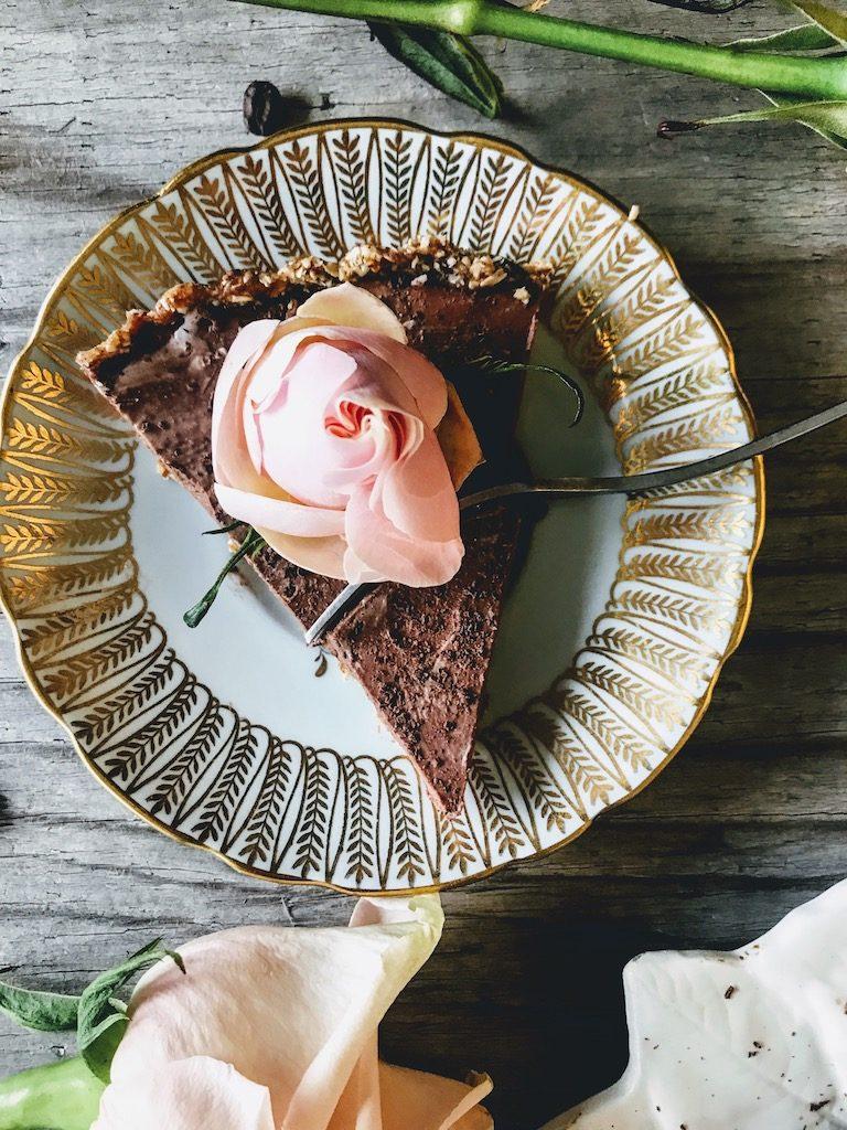 vegan torte