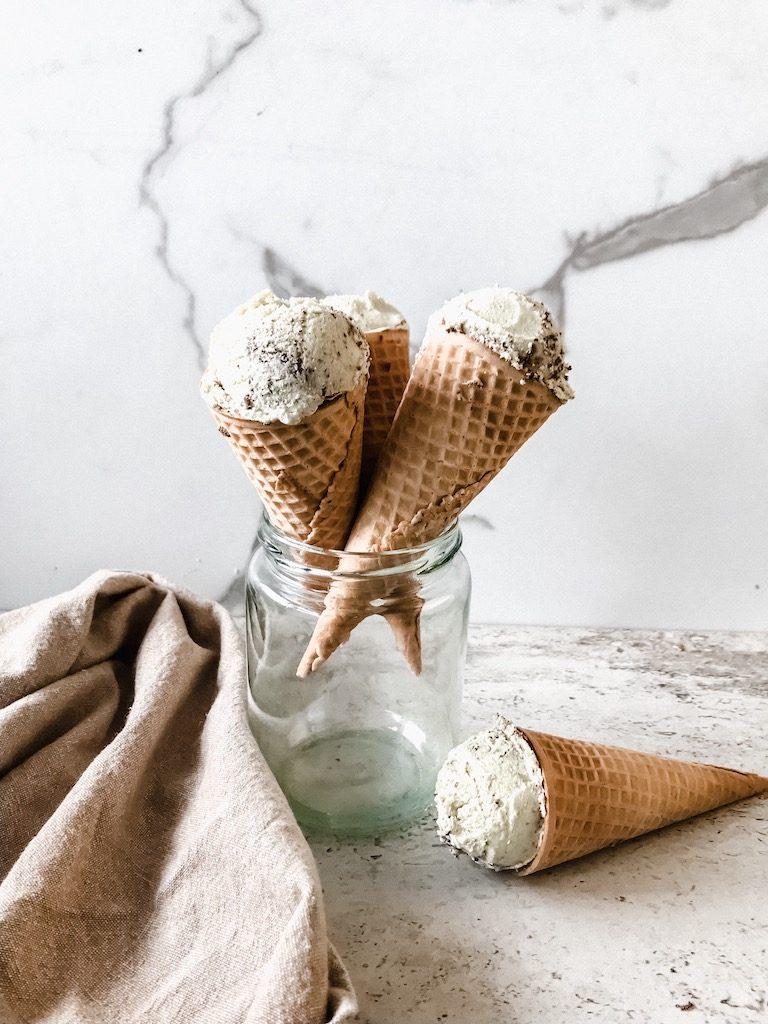 vegan frozen desserts
