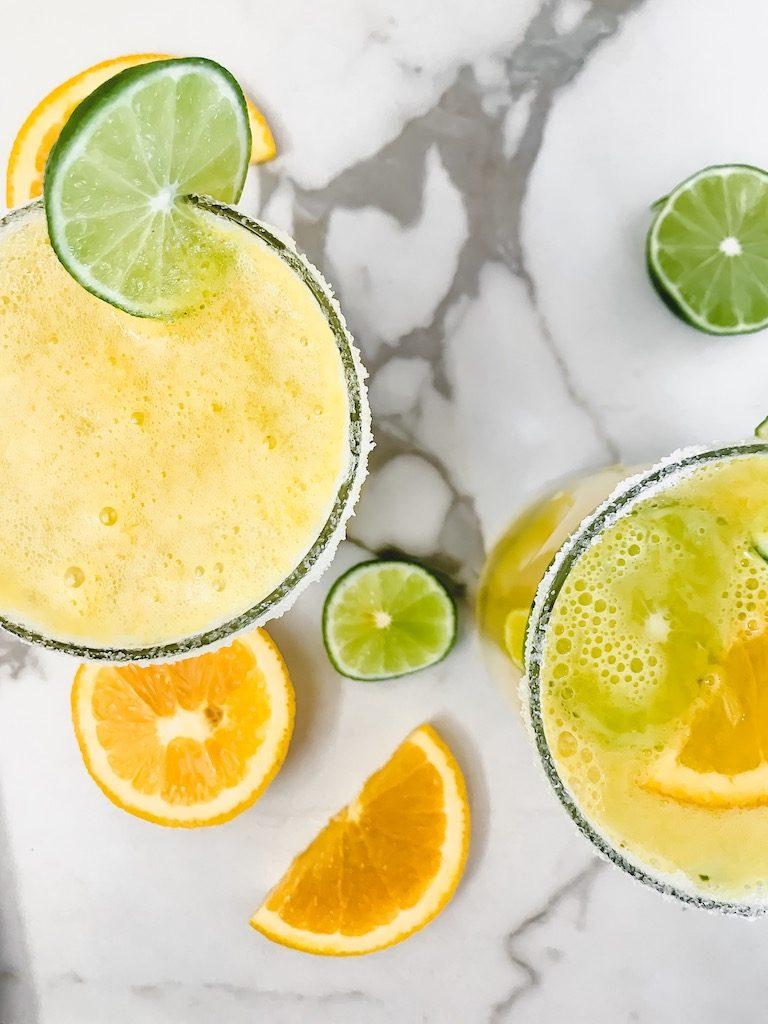 pineapple margaritas | Greens, Eggs, and Yams |