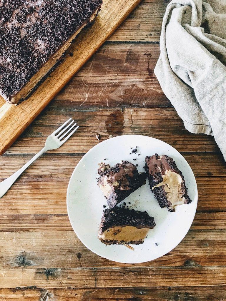 vegan dairy queen cake