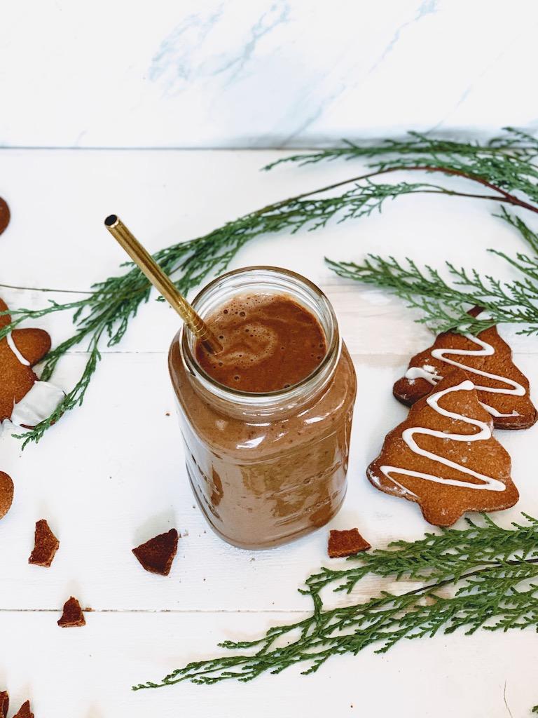 christmas smoothie