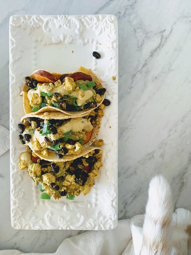 tofu taco recipe