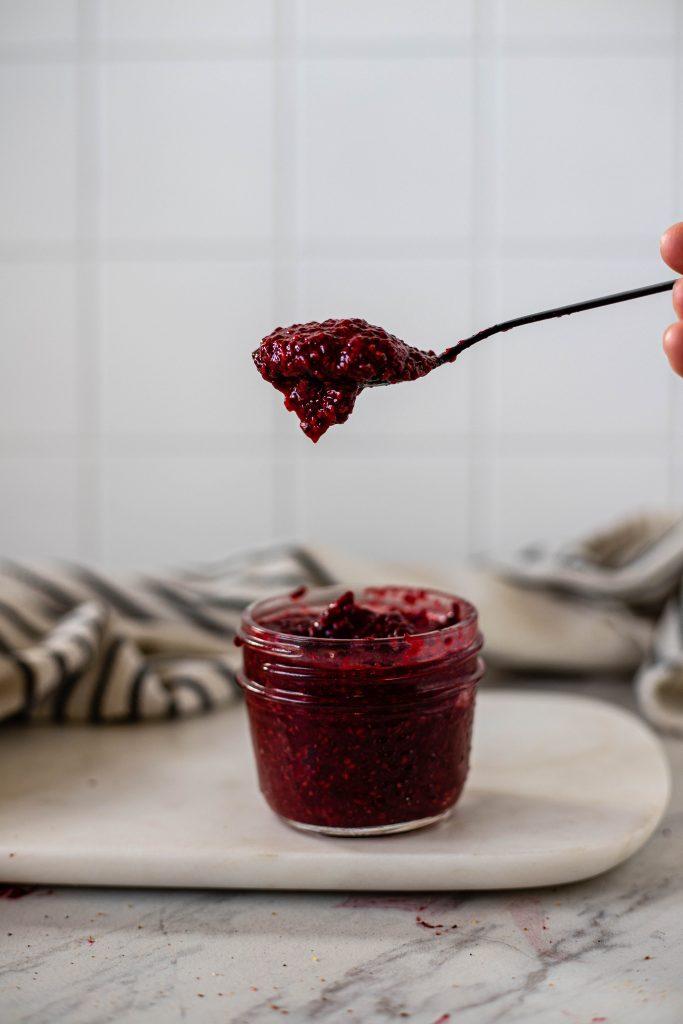 vegan jam