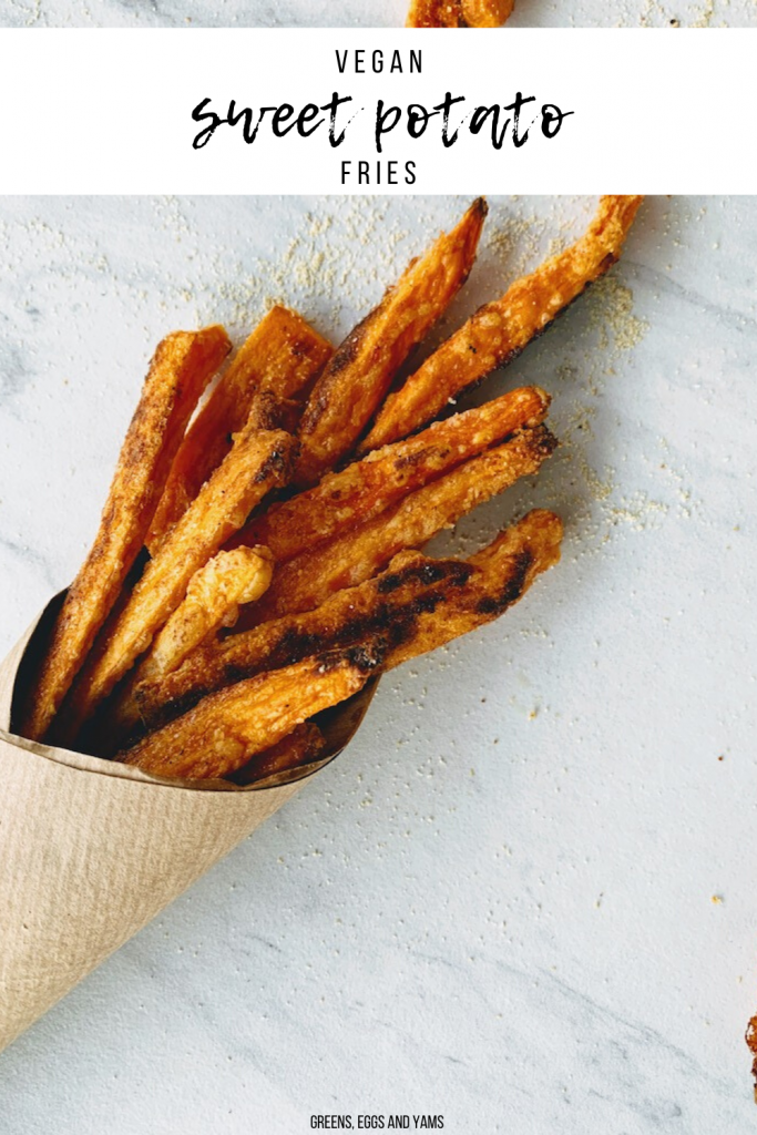 vegan sweet potato fries