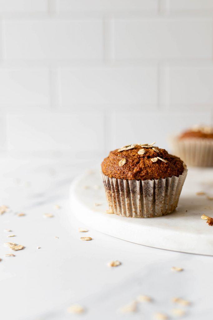 single muffin shot