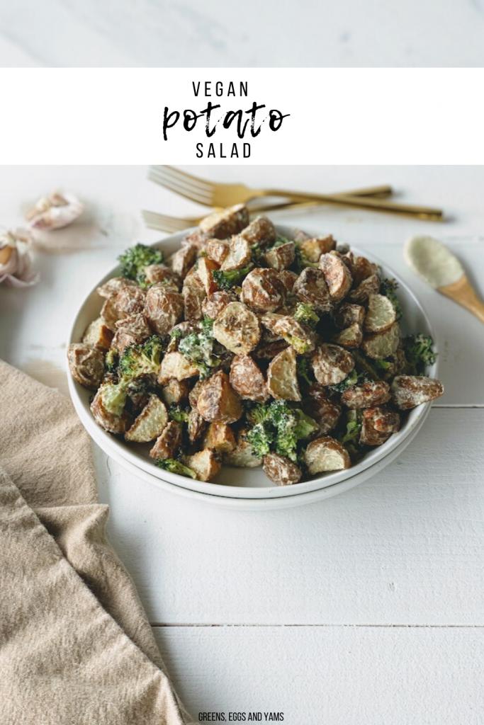 best vegan potato salad