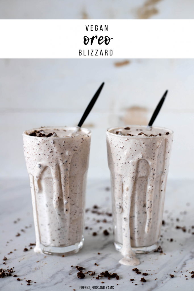 homemade blizzard