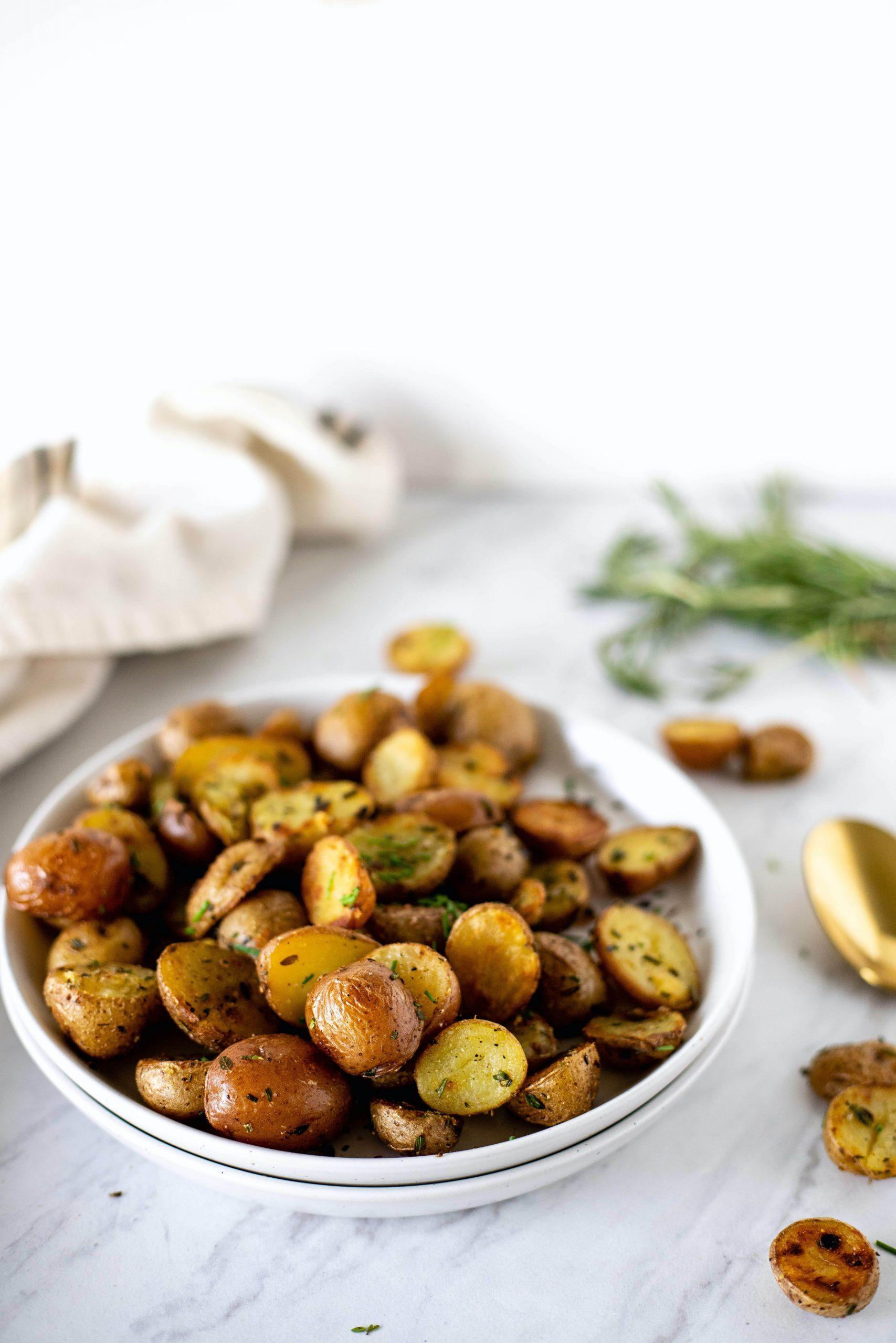 cast iron skillet potatoes