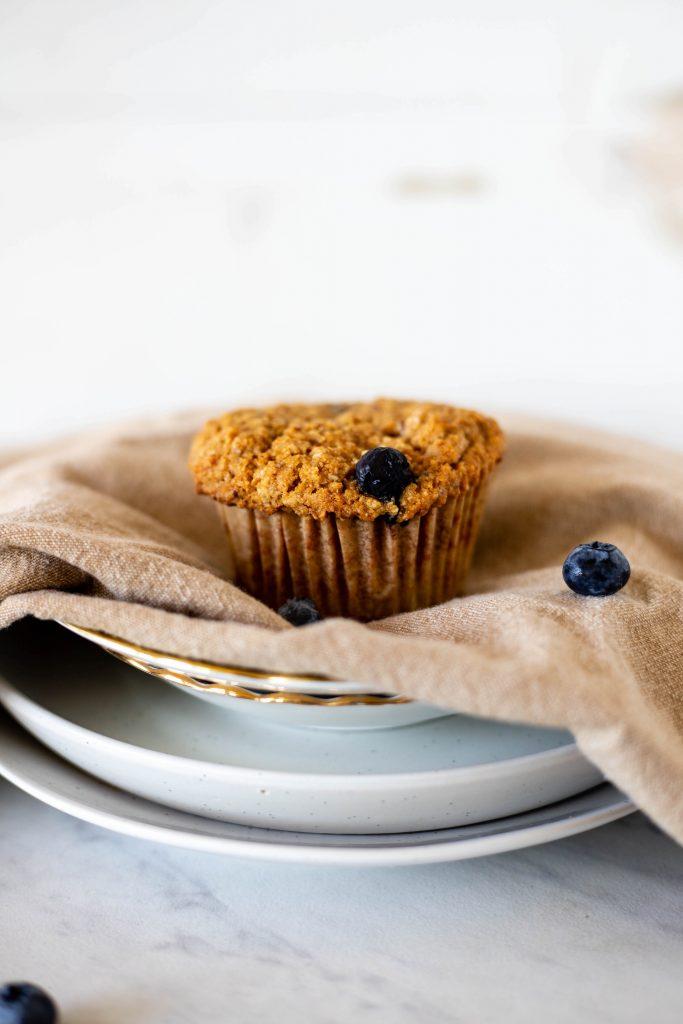 small batch muffins