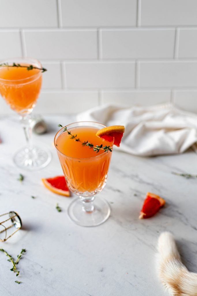 vegan cocktails