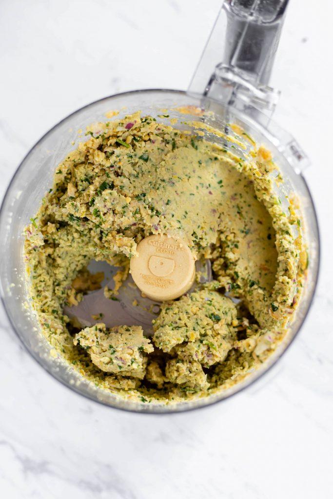 falafel batter