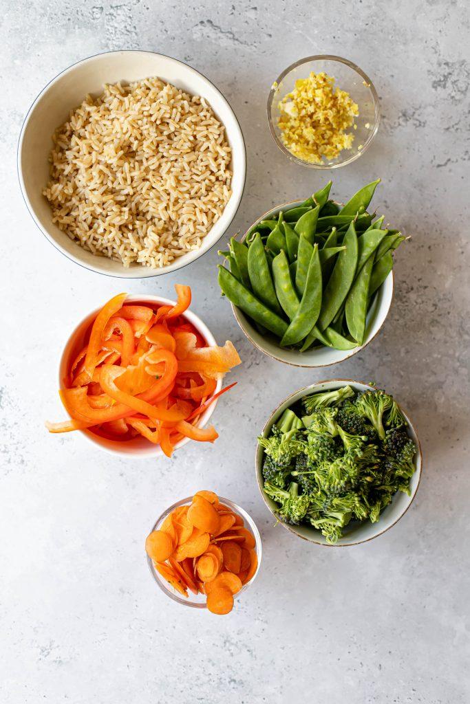 veggies for stir fry